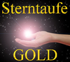 "Sterntaufe ""Gold"""